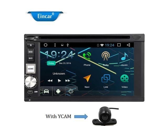 include free backup camera 6 2 android 6 0 double din car stereo