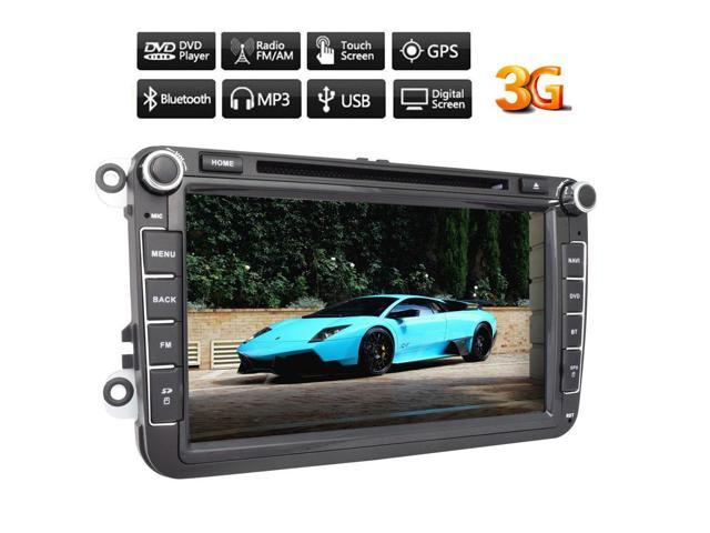 3d Gps Android 4 4 1 Capacitive Touchscreen Bluetooth 8 Inch Video