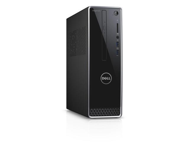 New Inspiron Small Desktop Intel Pentium Silver J5005 1tb Hdd 8gb Ram