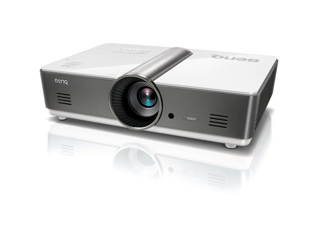 BenQ MH760 High Brightness Network Business Projector, 1080P, 5000 ANSI Lumens, HDMI/MHL, D-Sub, S-Video