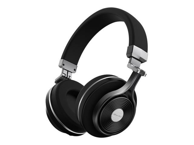 f19875e1f7c Bluedio T3 Plus Bluetooth headphones deep bass wireless headset with sd card  slot and microphone for