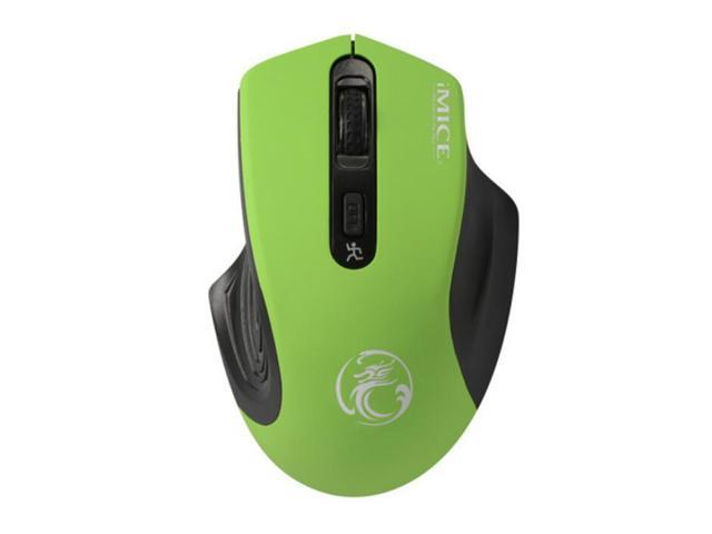 5ea7e481647 IMICE Wireless Mouse 2.4GHz E-1800 1600DPI Adjustable USB 3.0 Receiver  Optical Computer Mouse