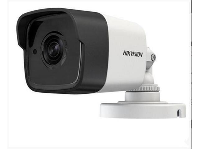Hikvision DS-2CE16H0T-ITF 5 MP 4 in 1 video output 2D DNR Bullet Camera -  Newegg com