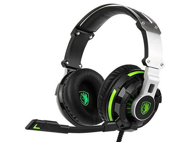 Free Shipping SADES SA902 Gaming Headset Headphone Stereo 7.1 Channel USB wir..