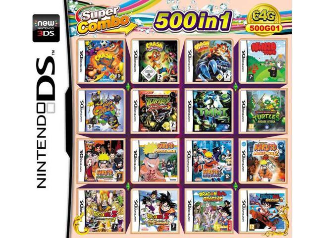 Nds games
