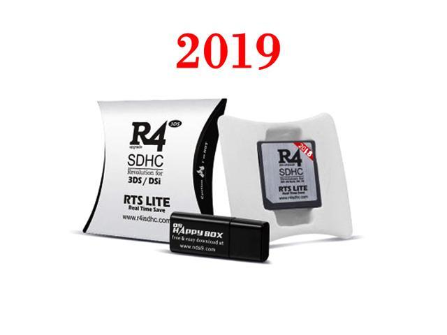 2019 R4 R4i Flash Card RTS LITE Adapter for Nintendo DS 2DS New 3DS XL  V1 0-11 9 - Newegg ca
