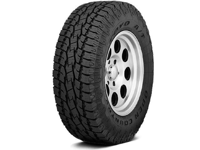 1 X New Toyo Open Country A T Ii P265 70r17 113s All Terrain On Off
