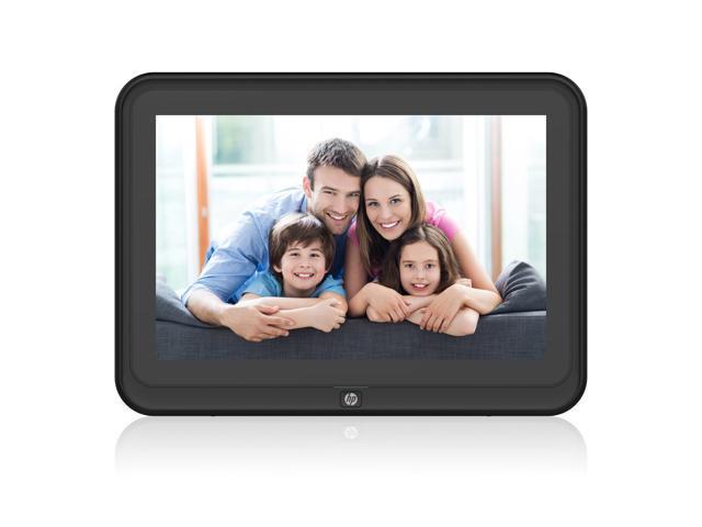 HP df1050tw 10.1 inch Wi-Fi Digital Photo Frame with HD