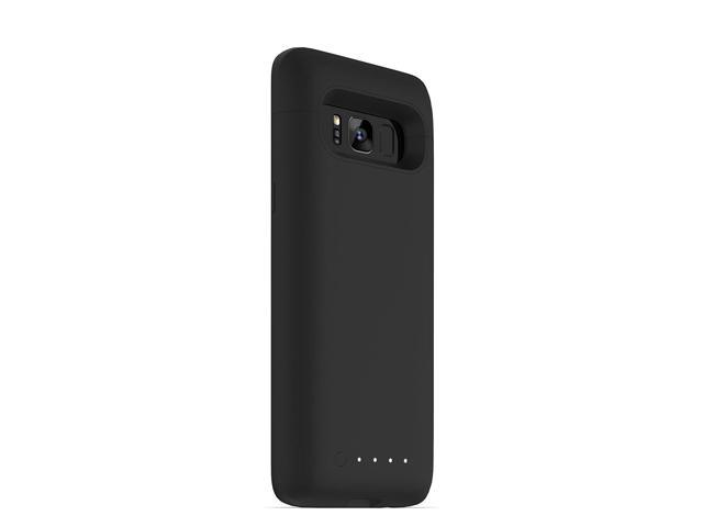 new styles 86fd5 96bea Mophie Juice Pack Air - Wireless Charging Protective Battery Pack Case for  Samsung Galaxy S8 - Black - Newegg.com
