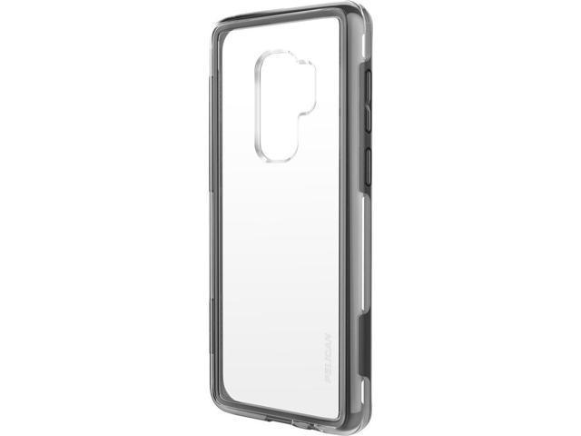 new product 18a4c afa42 Pelican Adventurer Case for Samsung Galaxy S9 Plus - Clear/Black -  Newegg.com