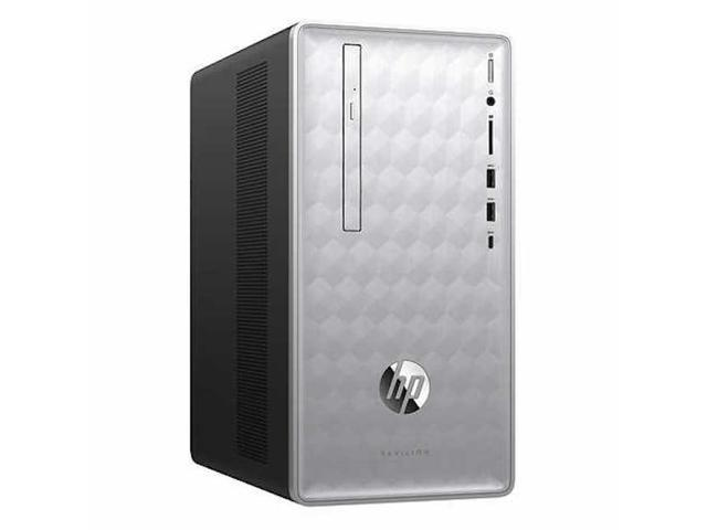 HP Pavilion 590 Series Desktop, 8th Gen Intel Core i5-8400 Processor, 16 GB DDR4, 256 GB SSD, 2 GB AMD Radeon RX 550, Wifi ...