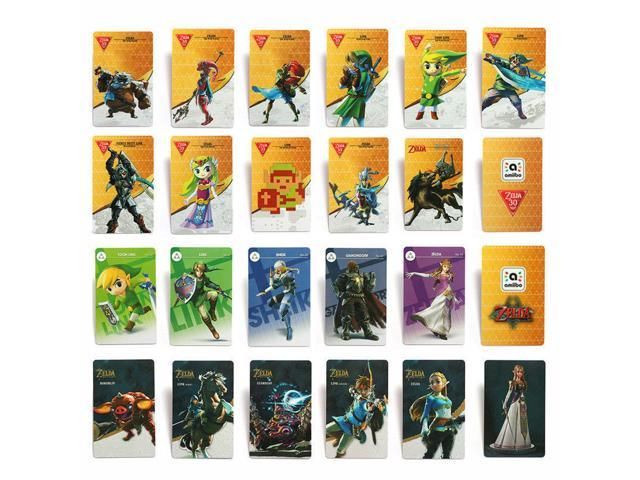 image relating to Printable Amiibo Cards identified as 22 Comprehensive Fixed NFC PVC Tag Card ZELDA BREATH OF THE WILD WOLF Hyperlink for Replace Wii U -