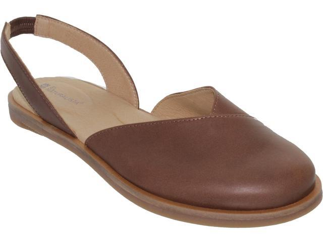 reputable site ef4f0 dff25 El Naturalista Nf38 Pumps Women's Brown Closed Toe Slingback Leather  Sandals New - Newegg.com