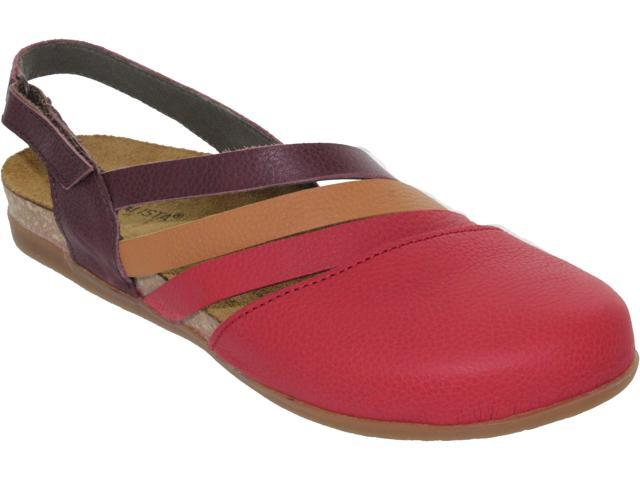 competitive price aaef5 6eb5e El Naturalista Nf45 Women's Multicolour Ankle Strap Slingback Leather Pumps  New - Newegg.com