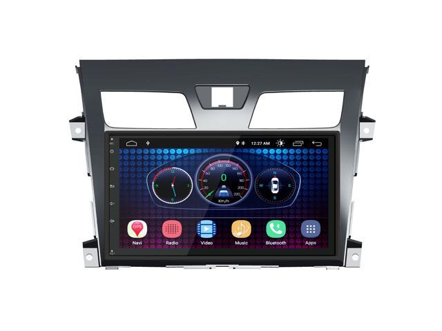 ugar for nissan altima stereo android 6 0 car radio 2 double din gps navigation 10 1 big touch. Black Bedroom Furniture Sets. Home Design Ideas