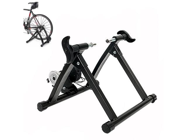 New Magnetic Indoor Bicycle Bike Trainer Exercise Stand 7 levels of Resistance