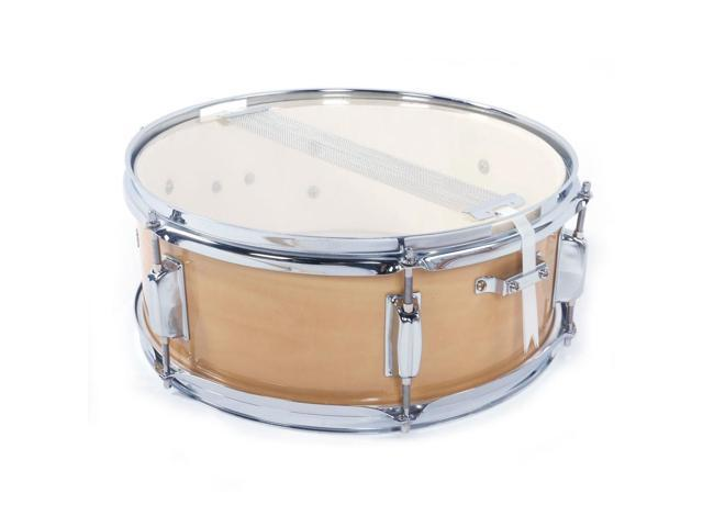 professional snare drum head 14 x5 5 with drumstick strap for student band. Black Bedroom Furniture Sets. Home Design Ideas