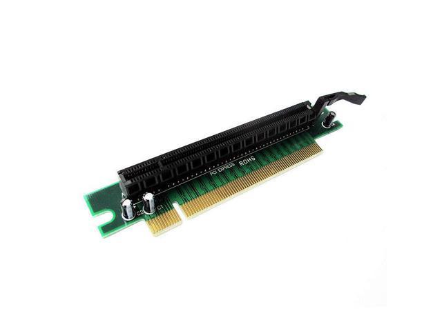 PCIe x16 Riser Card for Jetway JBC150F594-Q170-B Mini 1U Rackmount Server