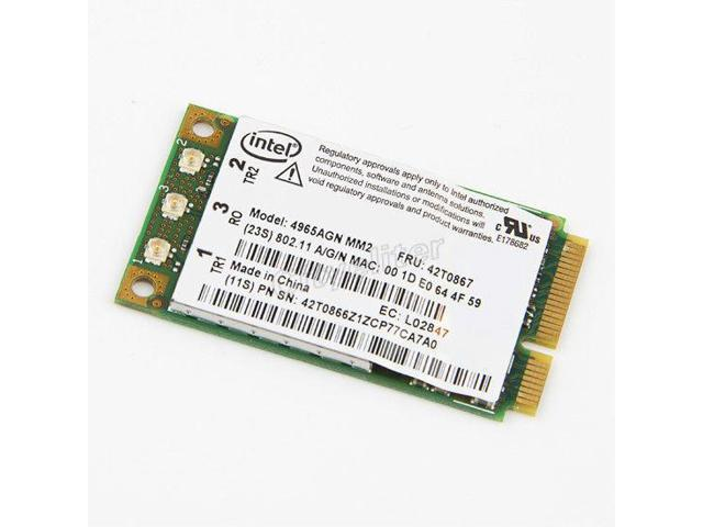 INTEL 4965 DRIVER FOR MAC