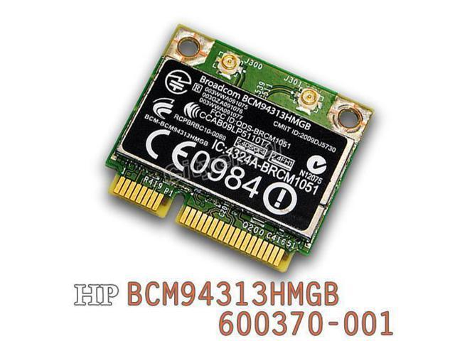 Broadcom Bcm94313hmgb driver hp
