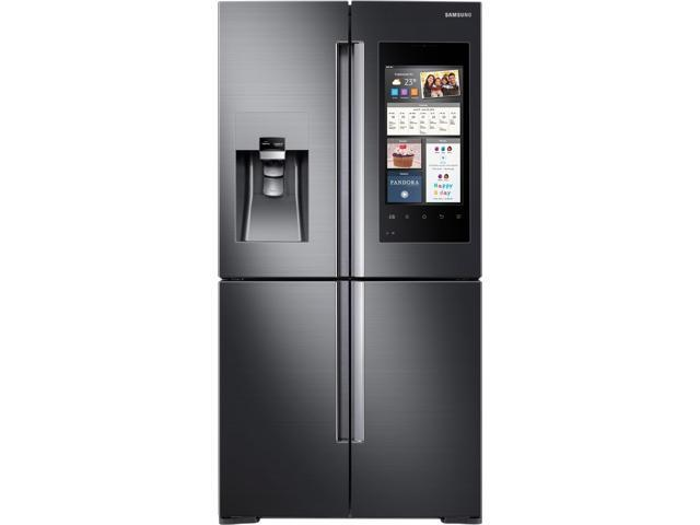 Samsung Family Hub 20 220 Cu Ft 4 Door Flex French Door