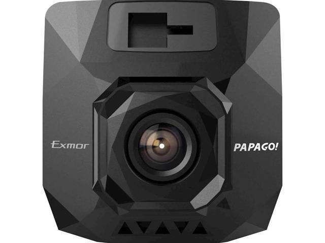 PAPAGO! - GoSafe S37 Dash Cam - Black - Newegg.com