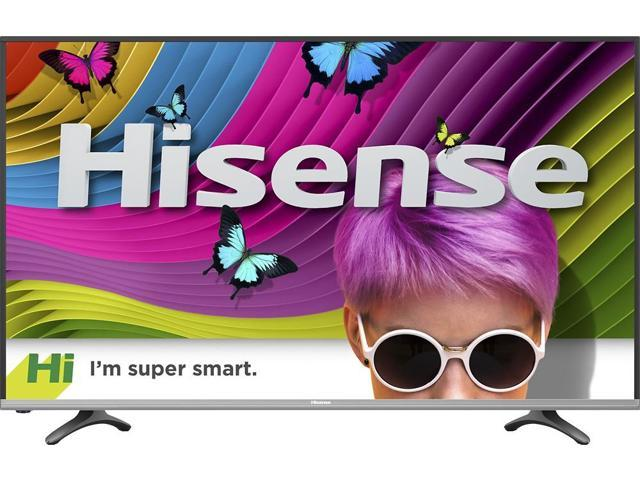 Hisense 50H8C 50-Inch 4K Ultra HD Smart LED TV - Newegg com