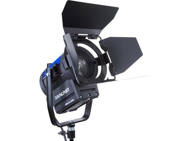 Dracast LED Fresnel Series Overview - YouTube