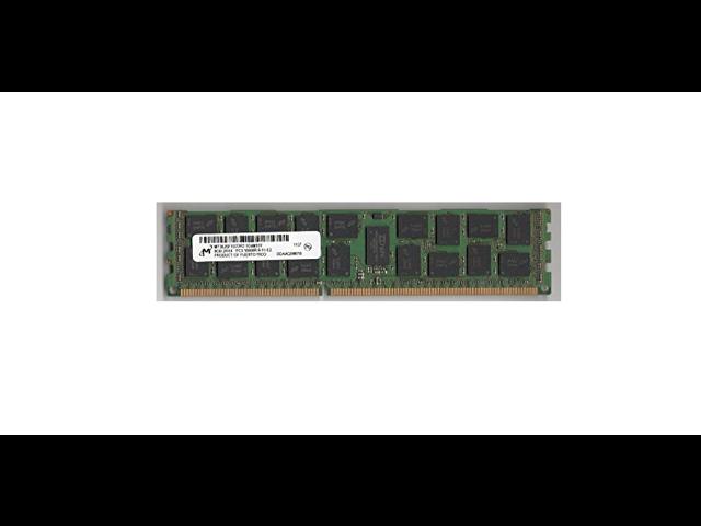 Server RAM 16GB 4x 4GB PC3-10600R ECC REG 2Rx8 1333 DDR3 RDIMM KVR1333D3D8R9S//4G