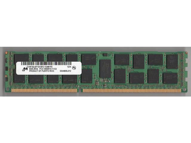 Samsung 8GB 2Rx4 PC3 10600R M393B1K70EB0-CH9Q2 ECC DIMM Server Memory RAM