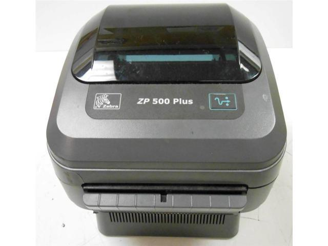 Refurbished: Zebra ZP500 Plus EPL + ZPL Direct Thermal Shipping Label  Printer Replaces LP2844 - Newegg com