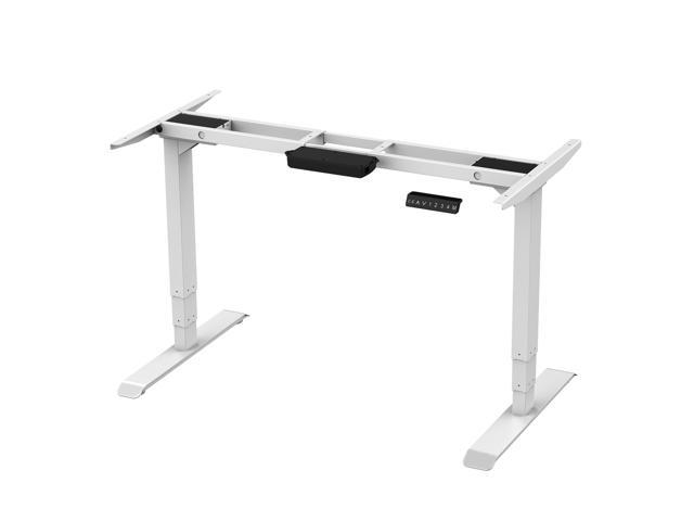 Aimezo Electric Stand Up Desk Frame Workstation Dual Motor