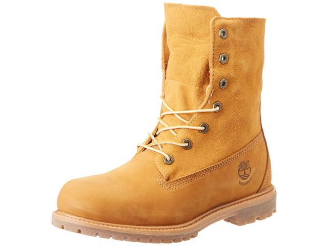 0c386240159 Timberland Women Boots Teddy Fleece Fold Down Waterproof Boot Tb-tb08329r -  Newegg.com