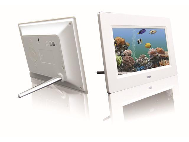 Digital Photo Frame 7-inch HD Video Player Digital Picture Frame ...