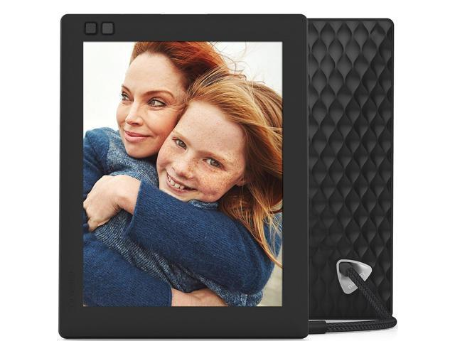 Nixplay Seed 8 Inch Wifi Digital Photo Frame Black Neweggca