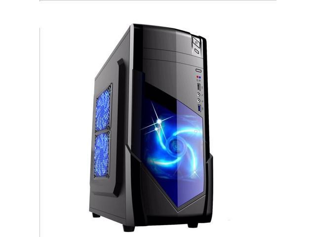 1728 USB 3.0 Main Chassis 440x180x480mm Micro-ATX / ATX PC PC Desktop Game Computer Case