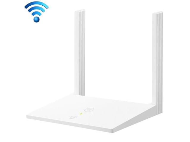 Huawei WS318 (Enhanced Version) 300Mbps 2 4GHz Wireless Router WiFi  Repeater with 2 Antennas(White) - Newegg com