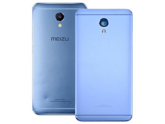 half off 1a693 90fa2 Back Cover for Meizu M5 Note(Blue) - Newegg.com