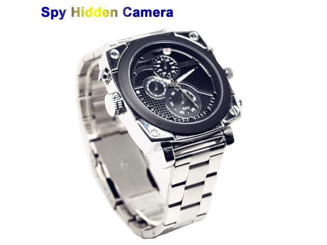 05161d64727 SUNMENCO 32GB Spy Hidden Cameras Wrist Smart Watch Video Recorder Security  Nanny Camera HD Mini Camcorders