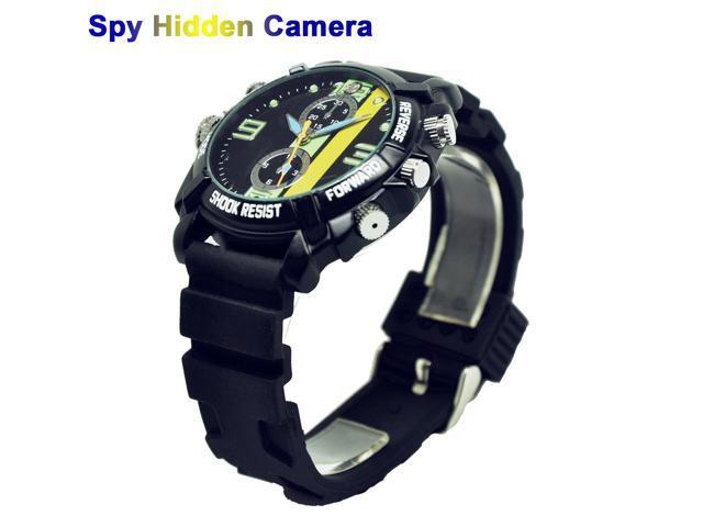 baf11d4bea6 SUNMENCO 32GB Wrist Smart Watch Spy Hidden Cameras Video Recorder Security  Nanny Camera Full HD 1080P