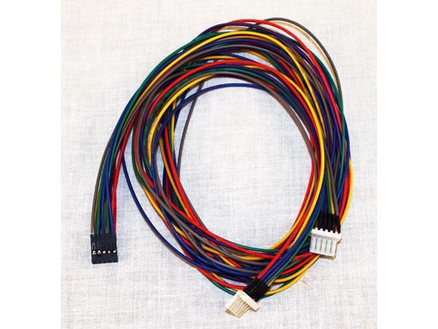 JAMMA Trackball Interface Wiring Harness for 2 Inch Trackballs for on 2 wire gateway, 2 wire brush, 2 wire ring, 2 wire alternator, 2 wire plug, 2 wire pump, 2 wire starter, 2 wire rope, 2 wire relay, 2 wire switch, 2 wire light, 2 wire wiring, 2 wire lamp, 2 wire hose, 2 wire sensor, 2 wire motor, 2 wire solenoid,