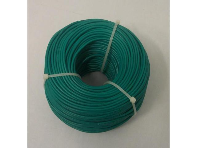 20 Awg Tinned Copper Stranded Hook Up Wire 328 Feet Per Green Ul1007