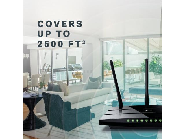 Refurbished: TP-Link AC1750 Smart WiFi Router Archer C7 - Newegg com