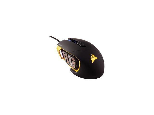 b856fe7e59e Corsair Gaming SCIMITAR CH-9000091-NA RGB MOBA/MMO Gaming Mouse 120012000  DPI