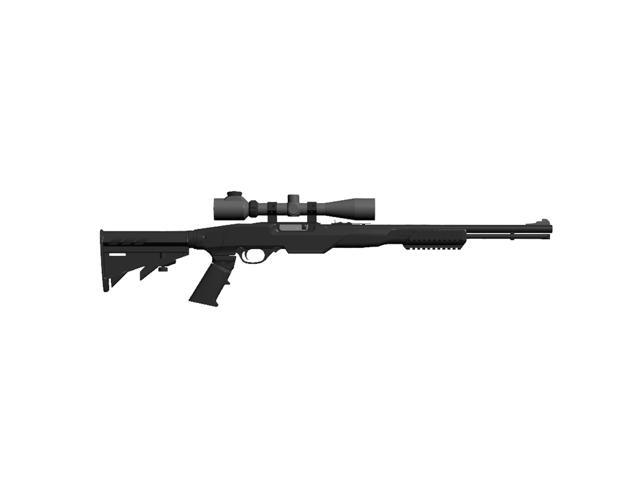 Tactical Marlin Glenfield Model 60 795 22 Lr Adjustable