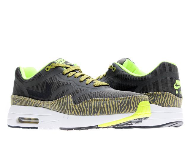 best website 4768f 6a5cb Nike Air Max 1 Premium TAPE Newsprint Black Mens Running Shoes 599514-007  Size 8