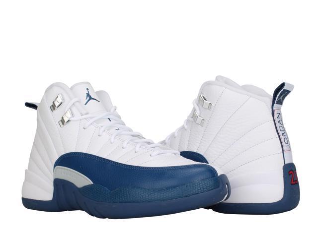 timeless design 29292 98f4e Nike Air Jordan 12 Retro BG French Blue Big Kids Basketball Shoes  153265-113 Size