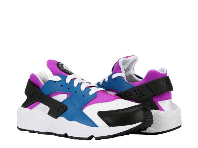 0ca84a304c331 Nike Air Huarache Blue Jay White-Hyper Violet Men s Running Shoes 318429-415