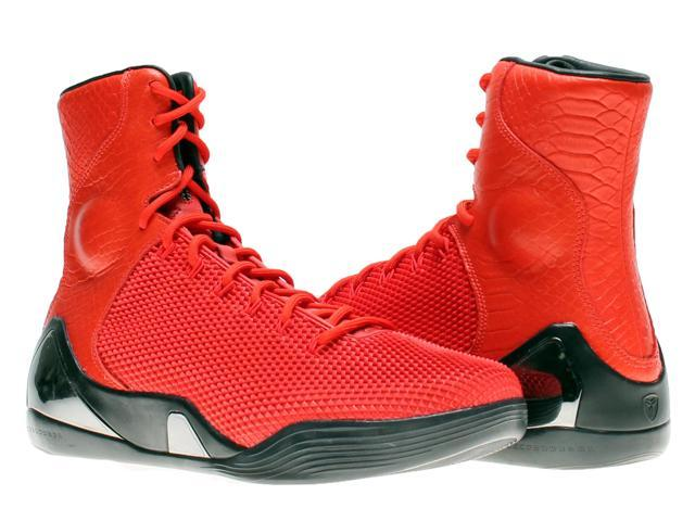3f4804ff9f83 Nike Kobe IX High KRM EXT QS Challenge Red Men s Basketball Shoes 716993-600  Size