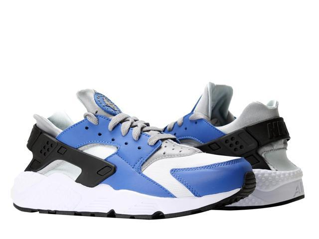 wholesale dealer a3321 f15ed coupon code for nike air huarache comet blue matte silver mens running  shoes 318429 406 size